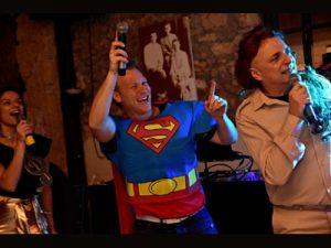אלעד גולדמן - זמר שירה בציבור - מסיבת פורים