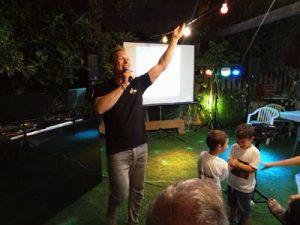 אלעד גולדמן - זמר שירה בציבור - מפעיל לאירועים
