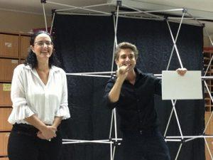 ליאור רוכמן אמן חושים לערב צוות