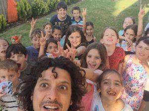 מורן קל סטנדאפיסט - מופע סטנדאפ לילדים