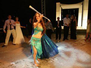 סטפניה רקדנית בטן לאירועים