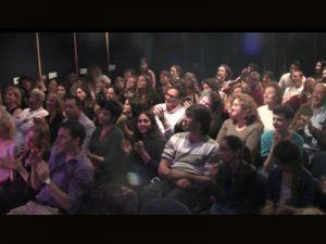 דניאל הראל - מופע בידור על חושי מרתק