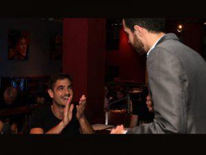 דניאל הראל - מופע בידור על חושי