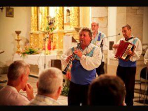 דובי מורגנשטרן - אקורדיוניסט לשירה בציבור