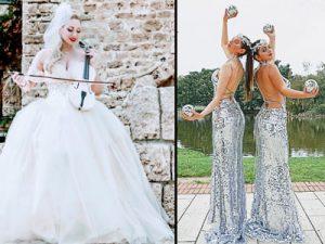 מייצגים לאירועים - כנריות מקצועיות לחתונות