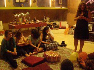 שרון צרפתי - סקסולוגית למסיבת רווקות וימי הולדת למבוגרים