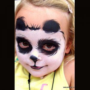ציורי פנים וגוף - סדנת איפור פנים לפורים - מאפרת לילדים