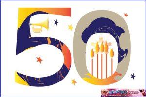 רעיונות ליום הולדת 50 - מאמר