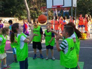 """יום הולדת כדורסל - """"כדורסלדת"""" - הפעלה לילדים"""