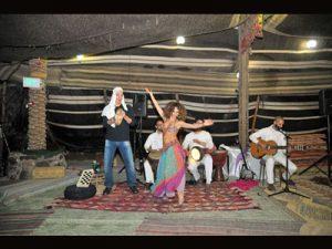 הילה ריחני רקדנית בטן למסיבת מקווה