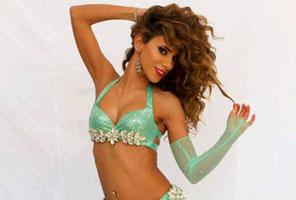 הילה ריחני - רקדנית בטן