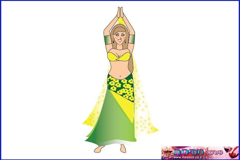 רקדניות בטן לחתונות - מאמר מספר 5