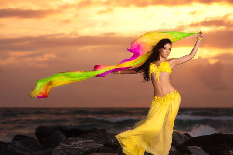 רקדנית בטן לחינה – הפעלה למסיבת חינה – מאמר 14 אוקטובר 23, 2020