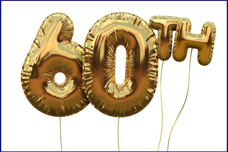 חגיגה מרגשת של יום הולדת שישים – מאמר 3 נובמבר 21, 2020