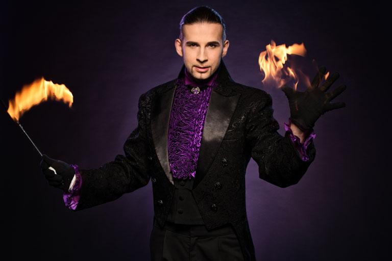 הקוסם הוא האטרקציה המרכזית באירועים – מאמר 9 פברואר 14, 2021