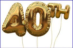 המחיר של מסיבת יום הולדת 40 – מאמר 3 יוני 19, 2021