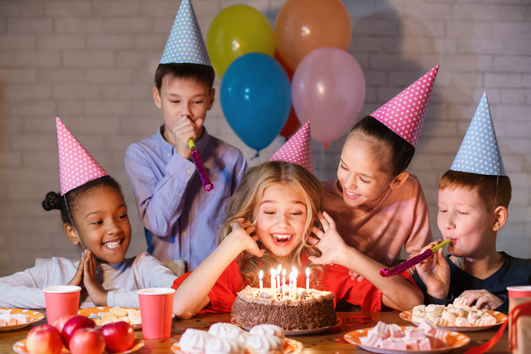 רעיונות למסיבות יום הולדת לילדים – מאמר 6 יולי 26, 2021
